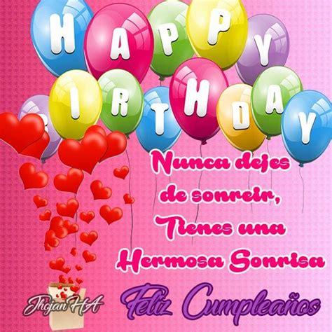 imagenes de feliz cumpleaños las mas bonitas hermosas imagenes feliz cumplea 241 os para mujeres imagenes