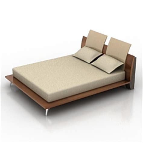 bett 3d 3d quot bedroom avangard quot interior collection bed 3d