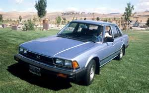 A Honda Accord Honda Accord In Photos View A Visual History Of The 1976