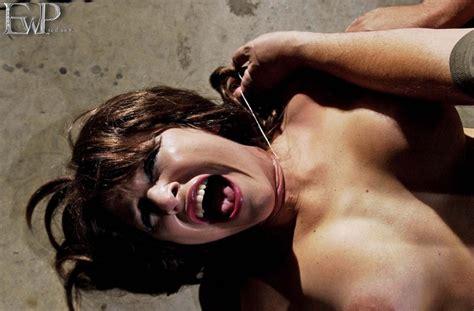 Hanged Woman Bondage Snuff