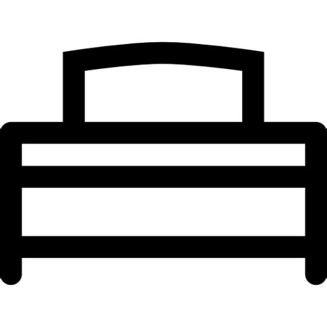 individual bed individual bed free other icons
