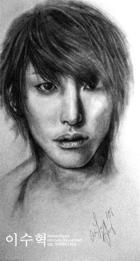 niya lee haircut androgynous lee soo hyuk by oh noh on deviantart