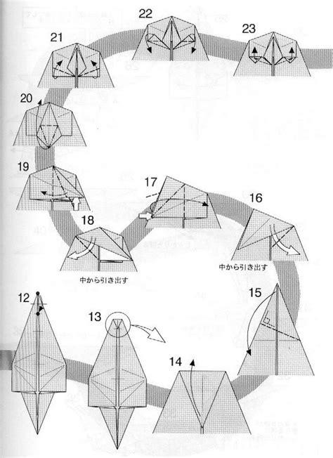 Origami Brontosaurus - papiroflexia para tod s apatosaurus