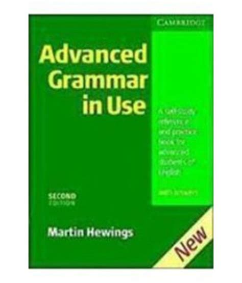 advanced grammar in use advanced grammar in use buy advanced grammar in use online at low price in india on snapdeal