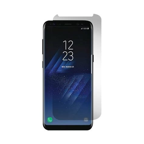 gadget guard screen protector for samsung galaxy s8 clear ggoexxc208ss02a best buy