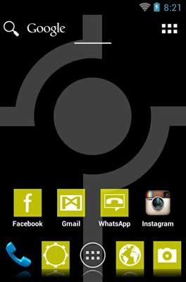 yellow themes for android simple yellow android theme for adw launcher