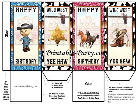 printable western party decorations cowboy western theme party decorations