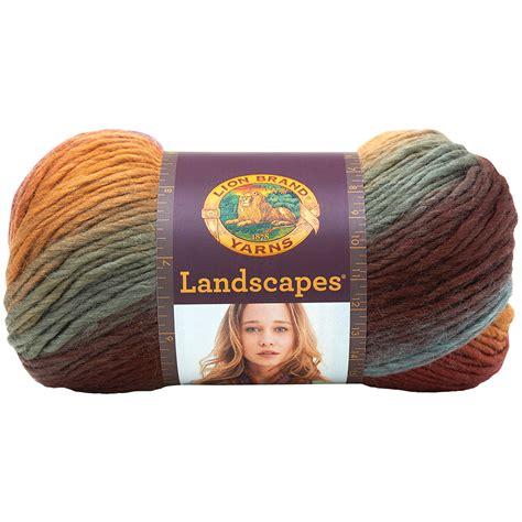 knitting yarn brands brand landscapes yarn