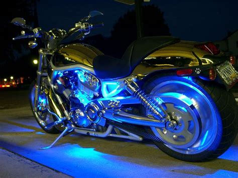 Neon Led Motor motorcycle led lights