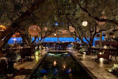 soho house west hollywood 50 most beautiful restaurants in the world with spectacular views