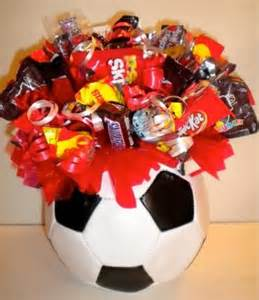 Sports Bouquets Candy Gifts And Crafts Candy Bouquets