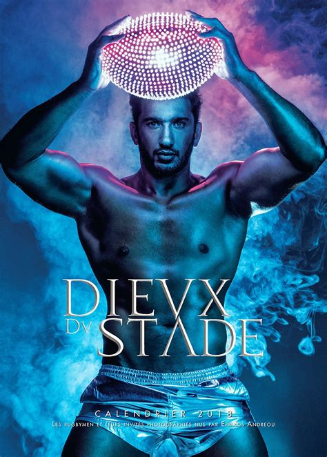 Calendã 2018 Unb Weekend Feast With Dieux Du Stade 2018 Calendar Diesel