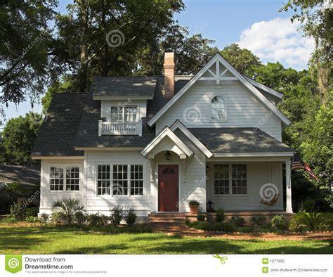 la casa perfetta casa perfetta fotografia stock immagine 1277990
