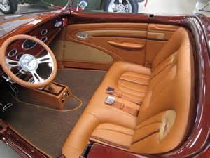 Car Seat Upholstery Designs Doug S Speed 33 171 Gabe S Street Rods Custom Interiors