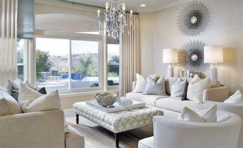 Glam Living Room Decor   Inspired By    Wayfair