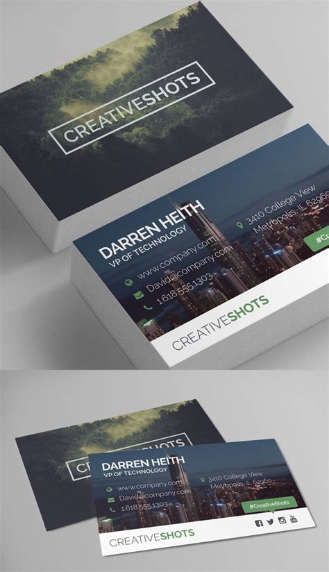 graphic design business cards templates business card templates 26 new print ready designs