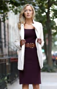 Classy cubicle fashion blog for young professional women females woman