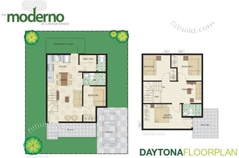 House Design With Floor Plan In Philippines | floor plans for a house in the philippines home deco plans