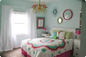 Girls Bedrooms Colorful Teen Girls Bedroom Design Dazzle