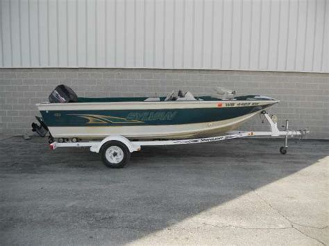 sylvan row boats 1982 sylvan row boat three lakes wisconsin boats