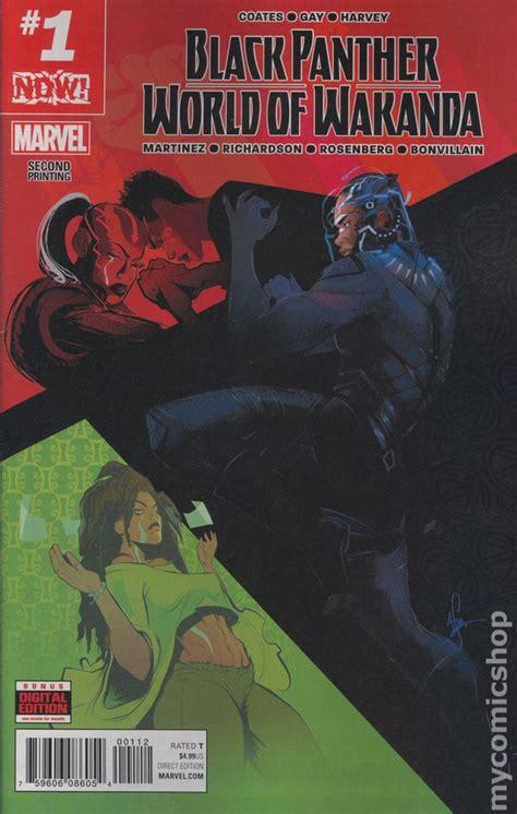 black panther world of wakanda black panther world of wakanda comic books issue 1