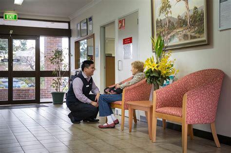 regis hurstville nursing homes new south wales aged care
