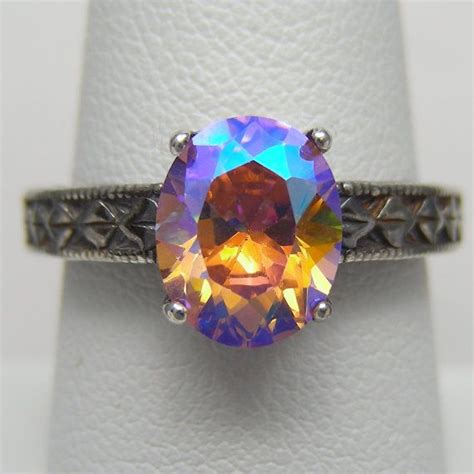 1000 images about iridescent gems and jewelry on