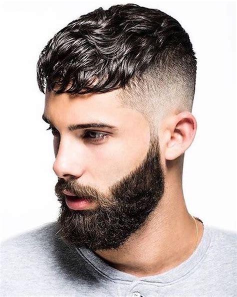 faded sideburns with bangs capelli uomo 2018 il taglio maschile di tendenza 232 con
