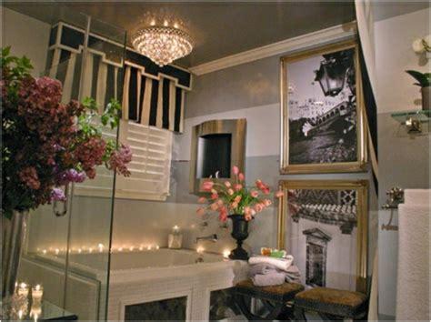 kronleuchter fürs bad badezimmer design dekorieren