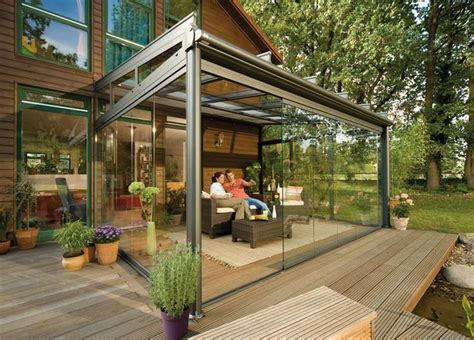 Glass Covered Patio by Patio Cover Roof Cover Glass Ideas House Outdoor Rooms
