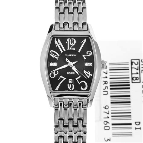 Casio Sheen She 3805b 1a Black casio sheen she 4027d 1adr