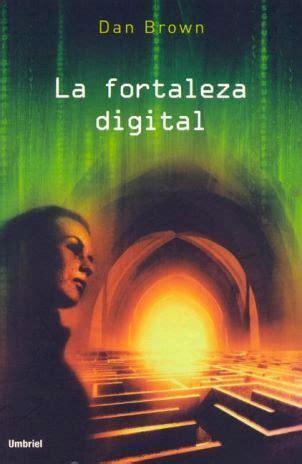 libros resumen de la fortaleza digital