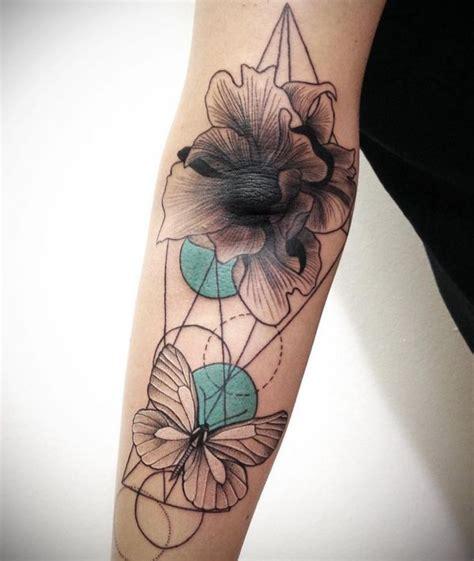Blumen Oberarm 5490 by Blumen Oberarm Appollo73 Lilien Auf Oberarm