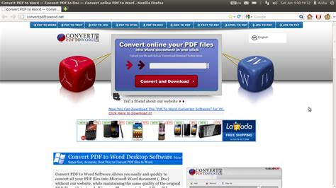 convert pdf to word ubuntu ubuntu digest how to convert files from pdf to microsoft
