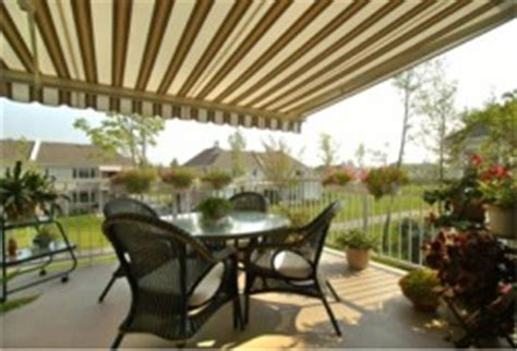 retractable patio awnings sunsetter patio covers vinyl