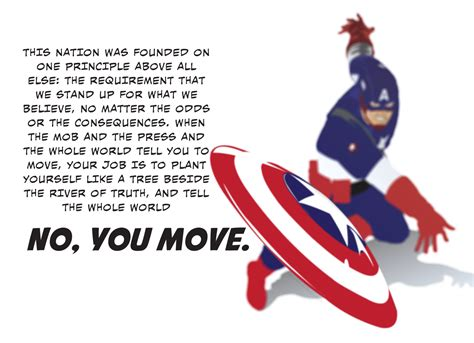 captain america quote wallpaper captain america quote wallpaper by klutzyduck on deviantart