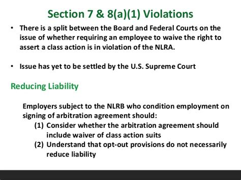 section 8 employment nlrb section 8 28 images the postal service and the