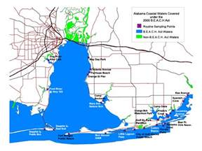 alabama and florida map alabama department of environmental management