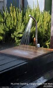 Calazzo Outdoor Shower - pin by leslie guerci on bathing with nature pinterest