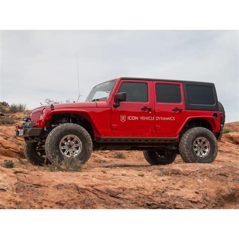 jeep jk suspension 2007 2018 jeep jk 4 5 quot suspension system stage 4 k24004