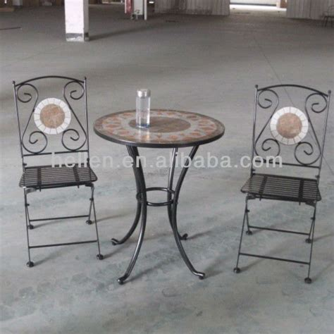 round to ours setting 1849499594 126 best bistro sets images on bistro set chairs and decks