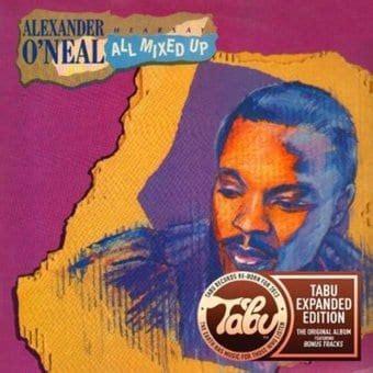 Cd O Neal Hearsay All Mixed Up o neal hearsay all mixed up cd 2013 tabu