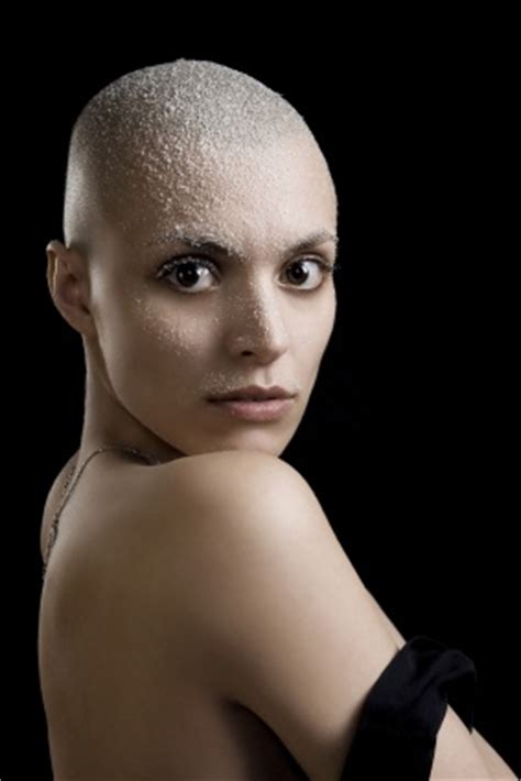 womens buzzed and bold haircuts 1000 images about bald is beautiful on pinterest