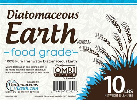 10 Uses For Diatomaceous Earth 1000 Images About Diatomaceous Earth On Earth