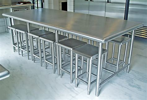 stainless steel kitchen furniture stainless steel kitchen furniture brooks custom