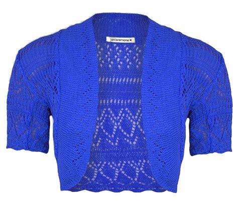 Cardigan Anak Sweater Kid Bolero 2 new sleeve crochet knitted bolero shrug ladie cardigan crop top ebay