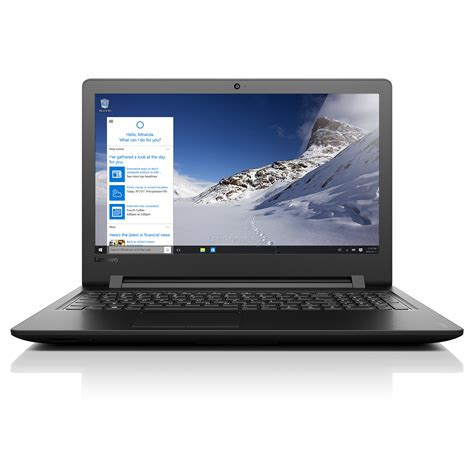 Laptop Lenovo Ideapad 110 notebook lenovo ideapad 110 15isk 80ud00pgmx