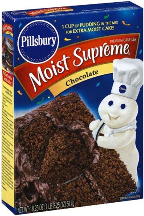 Chocolate Cake Mix cake mixes pillsbury cake mix chocolate 18 25 ounce