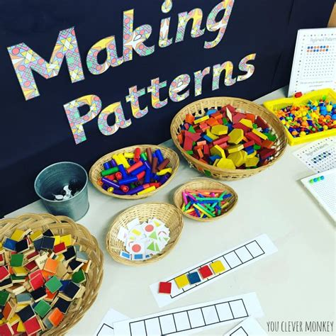 pattern activities eyfs 17 best images about provocations on pinterest exploring
