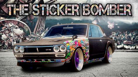 forza horizon  sticker bomber returns youtube